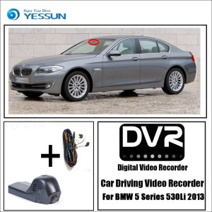 YESSUN for BMW 5 Series 530Li 2013 Car DVR Mini Wifi Front Camera Driving Video Recorder Dash Cam Original Style