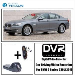 YESSUN for BMW 5 Series 530Li 2013 Car DVR Mini Wifi Front Camera Driving Video Recorder Dash Cam Original Style