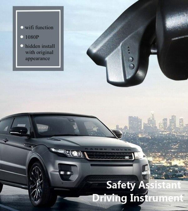 PLUSOBD Car DVRs For Landrover Rover Aurora Car Camera Recorder Dash Cam G-Sensor Camera 1920x1080 With OBD2 For Window Close