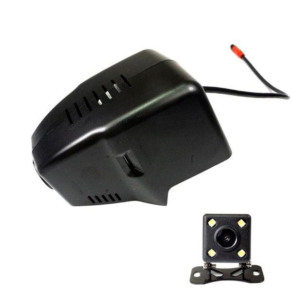 WiFi APP Manipulation Car DVR Video Recorder For VW new Passat Tiguan L Touran Sagitar golf 7 2017 High Configuration Dash cam