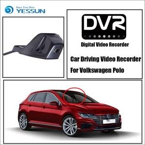 Front Camera DVR Digital Video Recorder For Volkswagen Polo