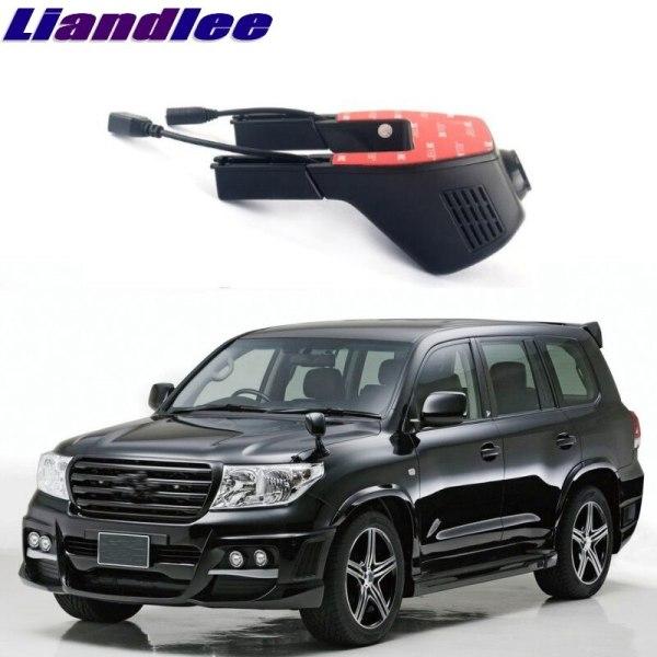 Liandlee For Toyota Land Cruiser 470 J120 460 J150 2002~2018 Car Road Record WiFi DVR Dash Camera Driving Video Recorder
