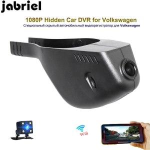 Jabriel HD hidden car driving recorder wifi vehicle dash cam 1080P car dvr for Volkswagen MAGOTAN B8 BORA GOLF T0URAN CC GOLF 7