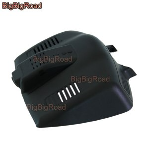 BigBigRoad For Ford Mondeo 2013 High configuration front camera Video Recorder APP Control Wifi DVR Dash Cam HD 1080P