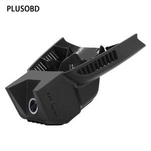 PLUSOBD Wifi Car DVR DVRS Hidden HD 1080P Exclusive For Mercedes Benz C E W204 W212 Video Recorder Camcorder Dash Camera Cam