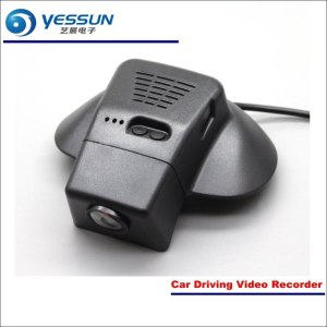 YESSUN Car Dvr Camera Driving Video Recorder Dashcam For Volvo V40 Camera AUTO Rearview Camera Dash CAM WIFI Dvrs Dash Camera