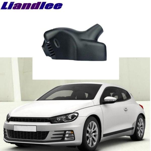 Liandlee For Volkswagen Rivo / Scirocco 2008~2017 Car Road Record WiFi DVR Dash Camera Driving Video Recorder
