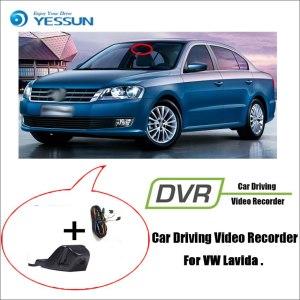 YESSUN for Volkswagen Lavida Car DVR Mini Wifi Camera Driving Video Recorder Novatek 96658 Registrator Dash Cam Night Vision