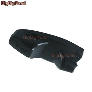 BigBigRoad For Ford Escape Kuga 2013-2018 Car wifi DVR Video Recorder hidden Installation dash cam