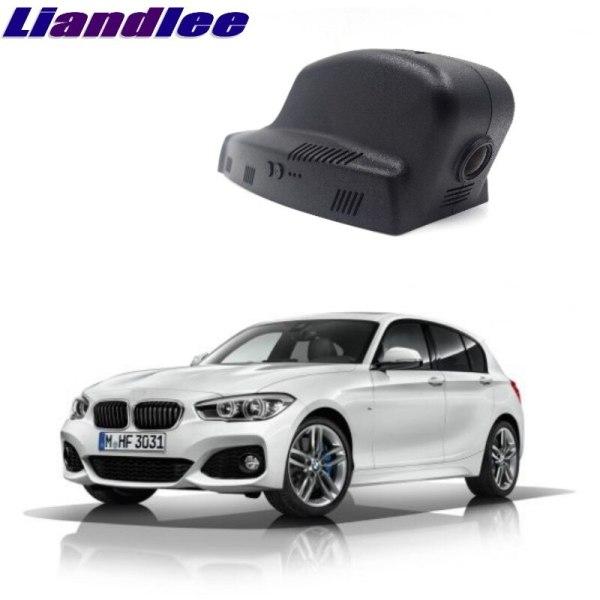 Liandlee For BMW 1 Series E83 2007~2013 Car Road Record WiFi DVR Dash Camera Driving Video Recorder
