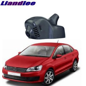 Liandlee For Volkswagen VW Vento / Polo Sedan 2010~2018 Car Road Record WiFi DVR Dash Camera Driving Video Recorder