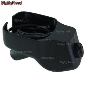 BigBigRoad For Volkswagen golf Scirocco Car Wifi DVR Video Recorder Novatek 96655 Dash Cam Camera