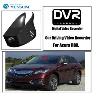 YESSUN for Acura RDX Car DVR Driving Video Recorder Mini Control APP Wifi Camera Novatek 96658 Registrator Dash Cam