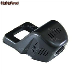 BigBigRoad For Honda VEZEL Car wifi DVR Driving Video Recorder Novatek 96655 Car Dash Camera FHD 1080P G-sensor