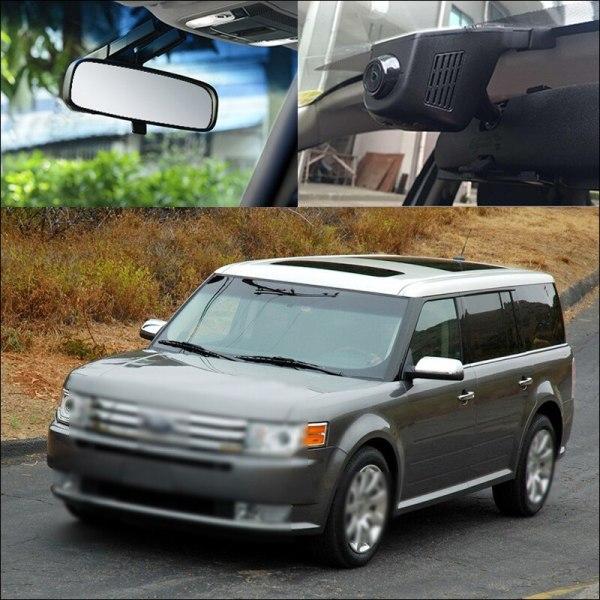 BigBigRoad APP Control Car Wifi DVR For Ford FLEX 2009 everest Auto Video Recorder motion detection Dash Cam