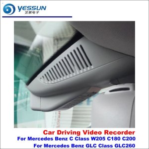 YESSUN For Mercedes Benz C Class W205 C180 C200 GLC Class GLC260 Car DVR Camera Driving Video Recorder DVR Camera AUTO Dash CAM