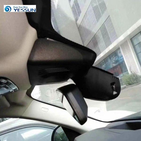 YESSUN Driving Recorder Car Wifi Dvr Mini Camera Novatek Car Dash Cam Video Recorder for BMW X5 2019