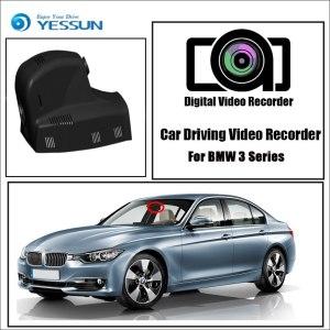 YESSUN for BMW 3 Series Driving Recorder APP Control Car wifi DVR Novatek 96658 Car Dash Cam Front camera Keep Video Recorder