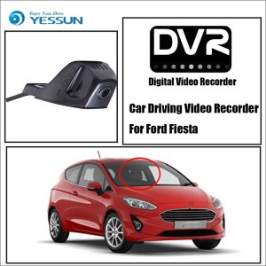 YESSUN Front Dash Camera CAM For Ford Fiesta Car DVR Driving Video Recorder For iPhone Android APP Control Function