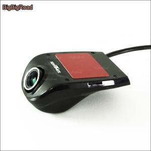 BigBigRoad For seat leon ibiza alter toledo exeo mii alhambra Car wifi mini DVR Video Recorder Dash Cam hidden type