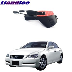 Liandlee For Toyota Mark X / Reiz X120 X130 2004~2018 Car Road Record WiFi DVR Dash Camera Driving Video Recorder
