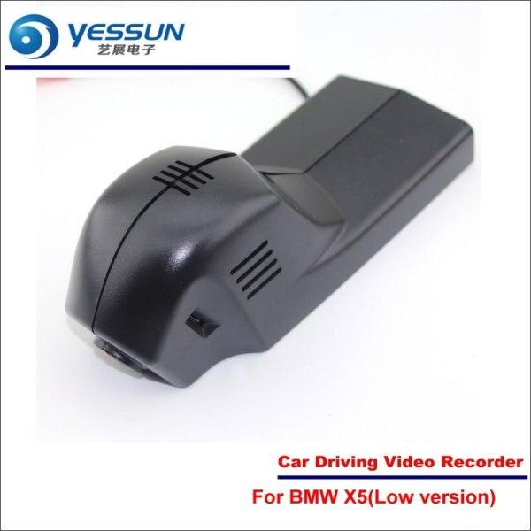YESSUN Car DVR Driving Video Recorder For BMW X5(Low version) 20142017 DVR Camera AUTO Dash CAM 1080P WIFI DVR Camera