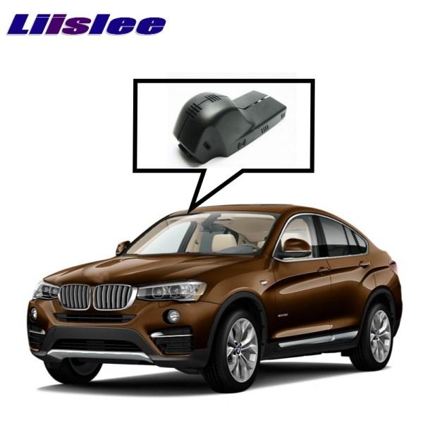 LiisLee Car Road Record WiFi DVR Dash Camera Driving Video Recorder For BMW X5 E70 X4 F26 2006 2017