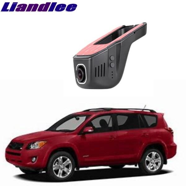 Liandlee For Toyota RAV4 XA20 XA30 XA40 2000~2018 Car Road Record WiFi DVR Dash Camera Driving Video Recorder