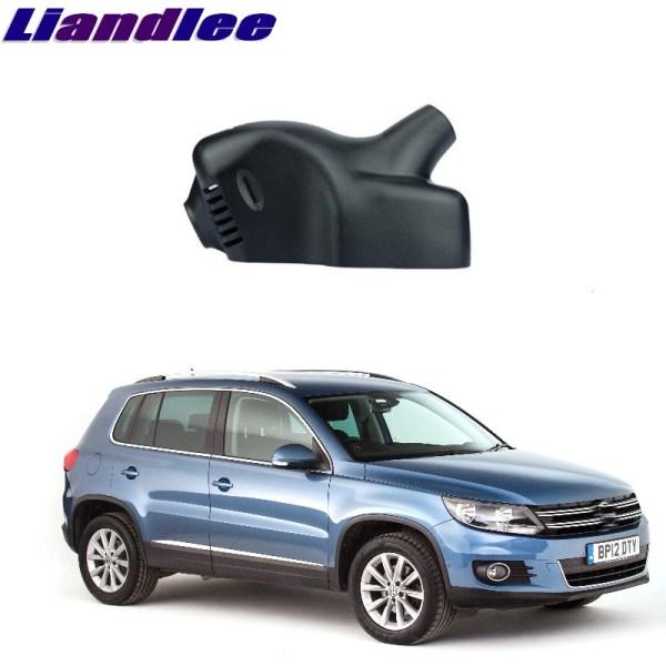 Liandlee For Volkswagen VW Tiguan 2007~2017 Car Road Record WiFi DVR Dash Camera Driving Video Recorder
