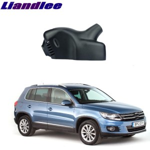 Liandlee For Volkswagen VW Tiguan 2007~2017 Car Road Record WiFi DVR Dash Camera Driving Video Recorder