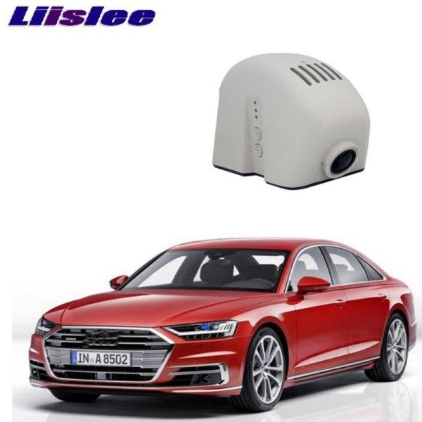 LiisLee Car Road Record WiFi DVR Dash Camera Driving Video Recorder For Audi A8 S8 D3 2002-2009 Car