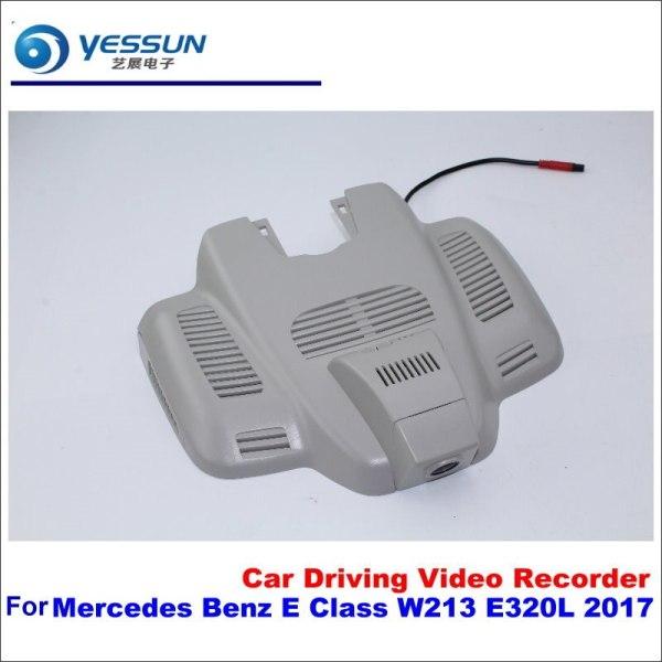YESSUN Car DVR Camera Driving Video Recorder Dashcam For Mercedes Benz E Class W213 E320L 2017 Rearview Camera AUTO Dash CAM