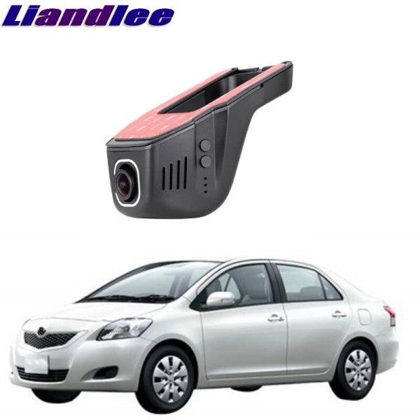 Liandlee For Toyota Belta / Yaris / Vios / Limo 2006~2016 Car Road Record WiFi DVR Dash Camera Driving Video Recorder