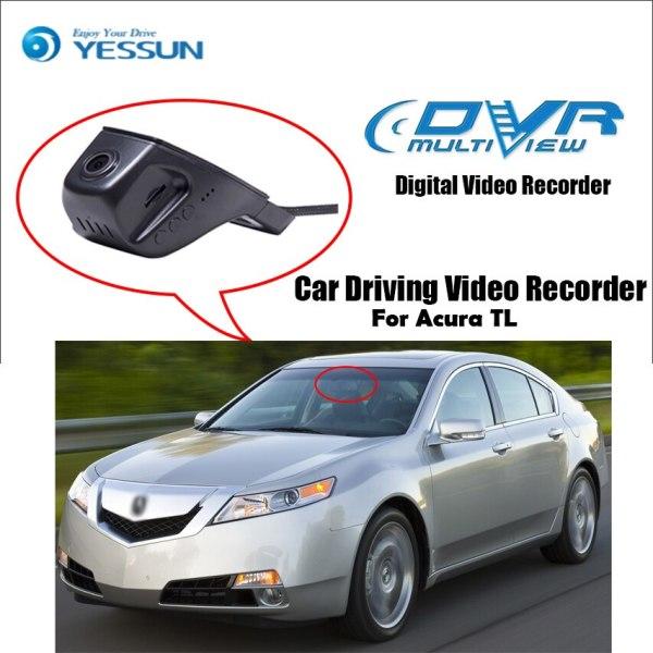 YESSUN for Acura TL Car Wifi DVR Mini Camera Driving Video Recorder Novatek 96658 Registrator Dash Cam Night Vision