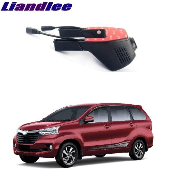 Liandlee For Toyota Avanza M80 / S80 F600 F650 2003~2018 Car Road Record WiFi DVR Dash Camera Driving Video Recorder