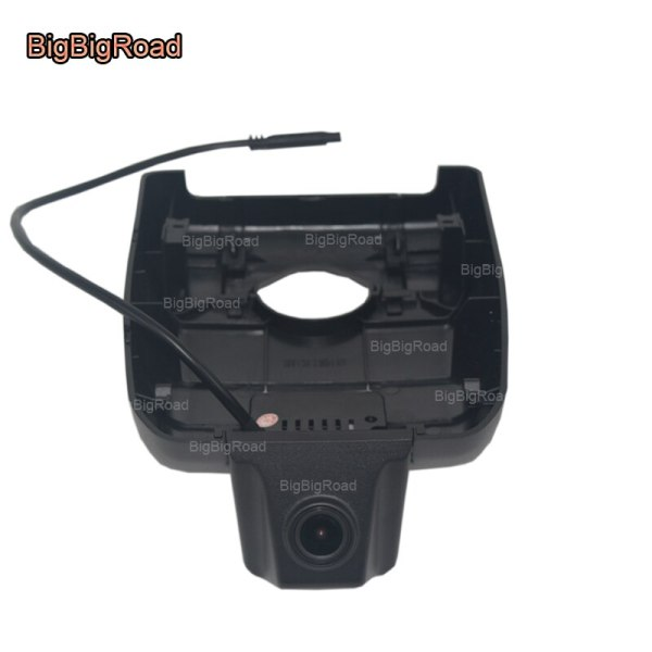 BigBigRoad For Toyota Camry 2018 Car Video Recorder Wifi DVR Dash Cam Camera FHD 1080P Wide Angle