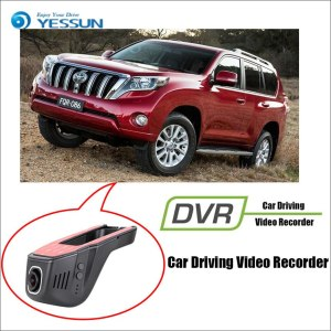 YESSUN for TOYOTA prado Car DVR Driving Video Recorder Mini Control APP Wifi Camera Registrator Dash Cam Night Vision