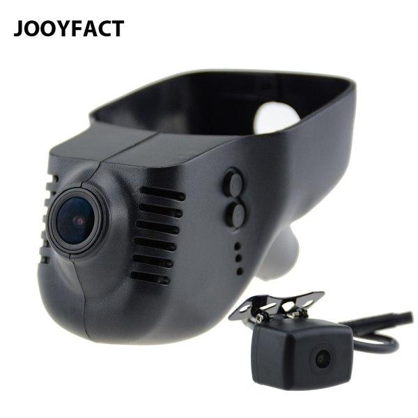 JOOYFACT A6 Car DVR Dash Cam Registrator Camera Dual 1080P Night Vision Novatek 96663 IMX323 WiFi Fit for Volkswagen&Skoda Cars