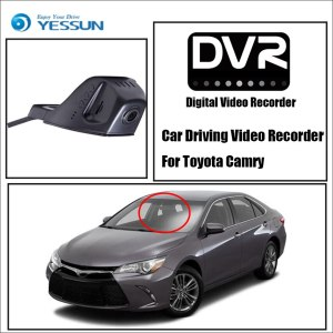 YESSUN - Front Camera Dash / Car DVR Digital Video Recorder For Toyota Camry HD 1080P Not Reverse Parking Camera