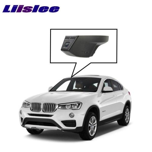 LiisLee Car Road Record WiFi DVR Dash Camera Driving Video Recorder For BMW X1 E48 X4 F26 2016 2017