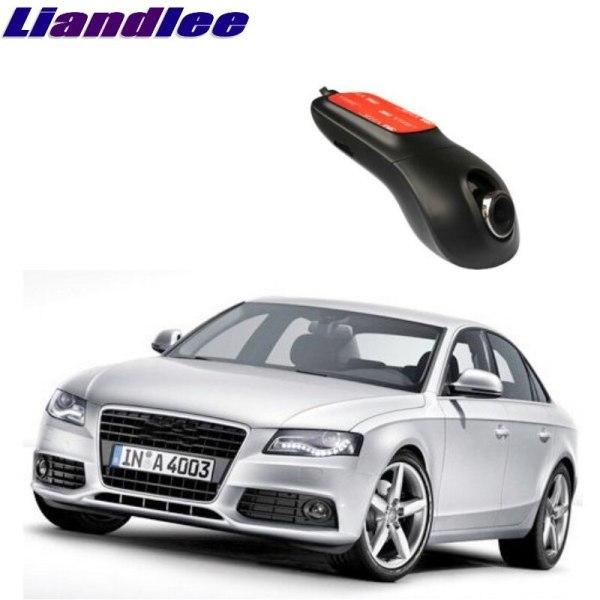 Liandlee For Audi A4 A4L S4 RS4 B6 2000~2006 Car Road Record WiFi DVR Dash Camera Driving Video Recorder
