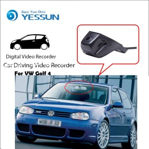 YESSUN for VW Golf 4 Car Driving Video Recorder DVR Mini Control APP Wifi Camera Registrator Dash Cam Original Style
