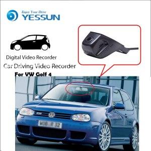 YESSUN for VW Golf 4 Car Driving Video Recorder DVR Mini Control APP Wifi Camera Registrator Dash Cam Original Style