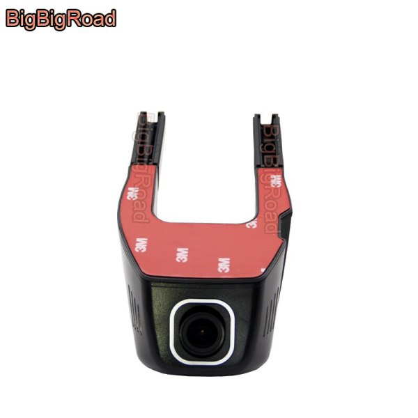 BigBigRoad APP Control Car Wifi DVR For Ford Expedition F-150 F-250 For Mercedes Benz viano 639 2005 Dual lens Dash Cam