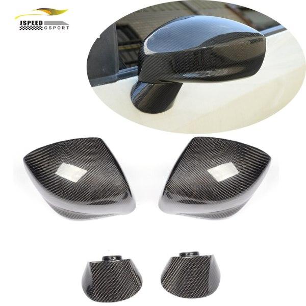 Nissan GT-R R35 rear side mirror cover trims