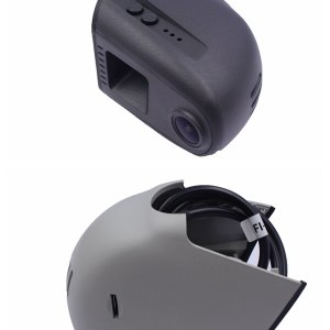 PLUSOBD Wifi Video Recorder Dash Cam Car DVR Camera Auto Registrator HD 1080P For AUDI A4L 2017 High Spec G-sensor Black+Grey
