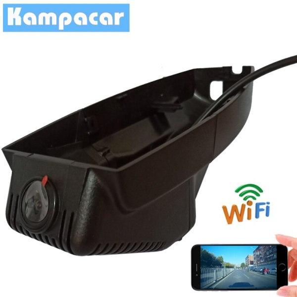 Kampacar Wifi Car DVR Dash Camera Recorder For BMW X1 e84 X5 e70 X6 E71 idrive 35i 3 Series E90 335 5 e60 7 E65 Before 2015 Dvrs