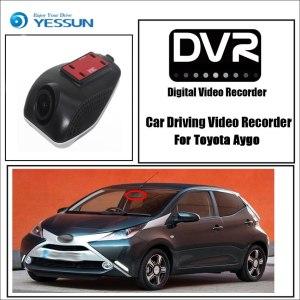YESSUN for Toyota Aygo Car Driving Video Recorder Wifi DVR Mini Camera Novatek 96658 FHD 1080P Dash Cam Night Vision