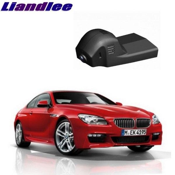 Liandlee For BMW 6 M6 F12 F13 2011~2017 Car Road Record WiFi DVR Dash Camera Driving Video Recorder