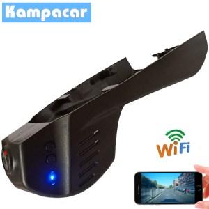 Kampacar Car Wifi DVRs Dash Camera For BMW X1 F48 X3 F25 F10 F30 F36 X4 F26 2016 X5 F15 5 Series GT 535i Cars 2017 2018 2019 Dvr